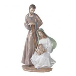 statuina la sacra famiglia