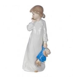 Bomboniera bambina con bambola