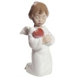 Bomboniera amore angelicale