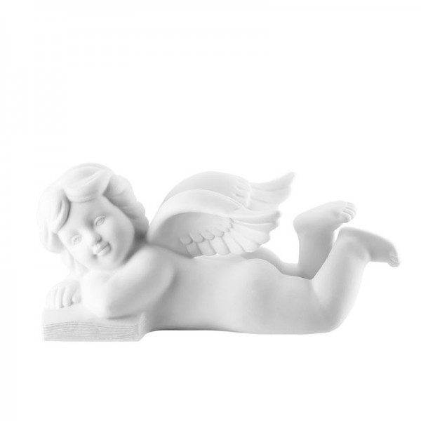 Bomboniera angelo sdraiato con libro 4 cm