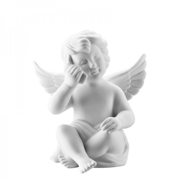 angelo con cellulare 10 cm