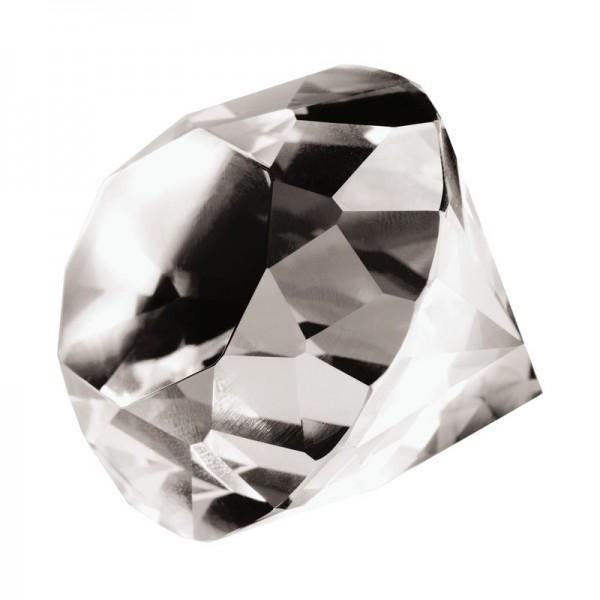 Bomboniera diamante cristallo