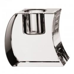 candeliere in cristallo  5 cm