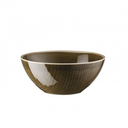tazza cereali marrone 14cm mesh
