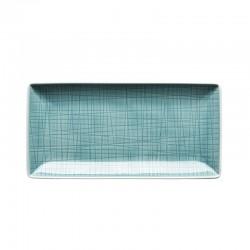 coppa verde acqua 20cm mesh