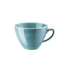 tazza verde acqua mesh