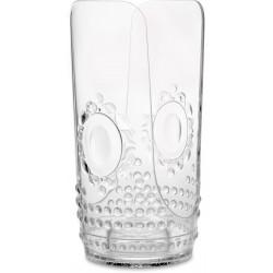 Bomboniera dispenser bicchieri in carta trasparente