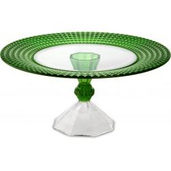 alzata dulcis in fundo 28 cm verde