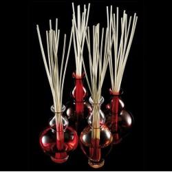 passione set diffusore essenze vaso rosso