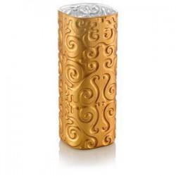 vaso decoro oro 30cm