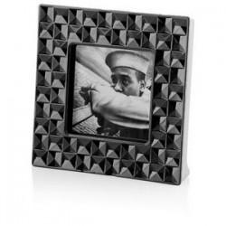 cornice laccata nero 15x15 madison