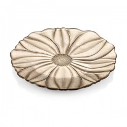magnolia piatto beige glitter xmas