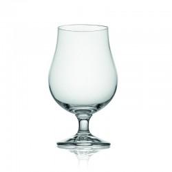 tasting hour set 2 pezzi calice birra trasparente cl