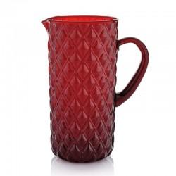 brocca 1.25L rossa net