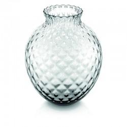 infiore vaso altezza 25 cmtrasparente