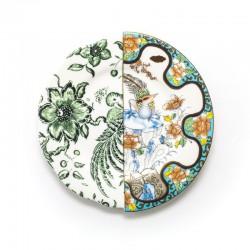 piatto da frutta in porcellana zoe hybrid