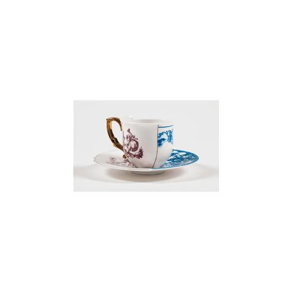 tazzina da caffè in porcellana hybird eufemia