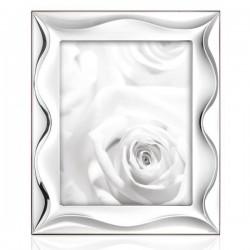 portafoto d'argento 18x24cm dune