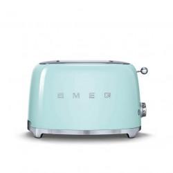 tostapane 2 fette verde logo 3D anni 50