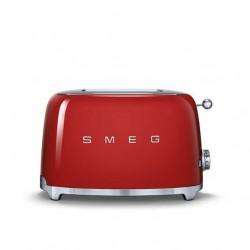 tostapane 2 fette rosso logo 3D anni 50