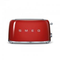 tostapane 4 fette rosso logo 3D anni 50