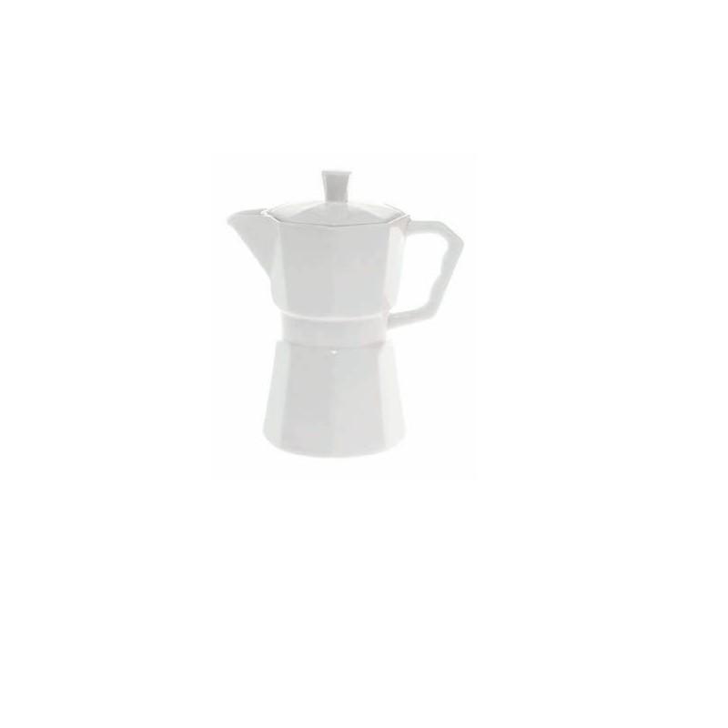 caffettiera in porcellana