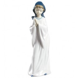 Bomboniera statuina preghiera infantile