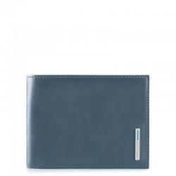 portafoglio uomo con 12 porta carte di credito