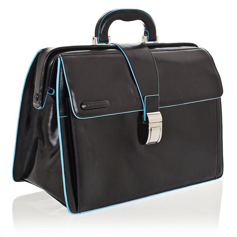 41d46f7efa6329 Borsa da dottore in pelle piquadro | DomuStore, Luxury Store
