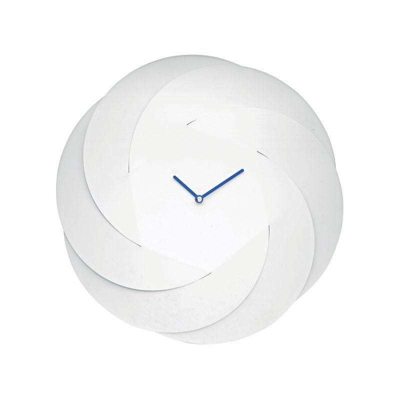 orologio bianco infinity clock