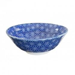 nippon blue ciotola soba 21x7.8cm star