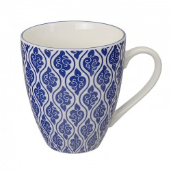 nippon blue mug 300 ml 8.7x9.8cm cloud