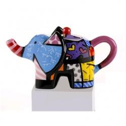 teiera mini elefante