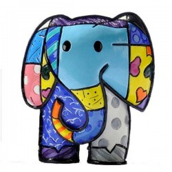 Bomboniera figurina mini elefante lucky