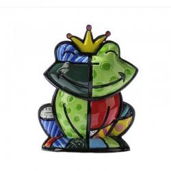 Bomboniera figurina mini principe ranocchio