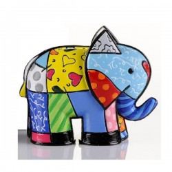 Bomboniera figurina mini elefante india