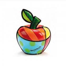 Bomboniera figurina mini mela