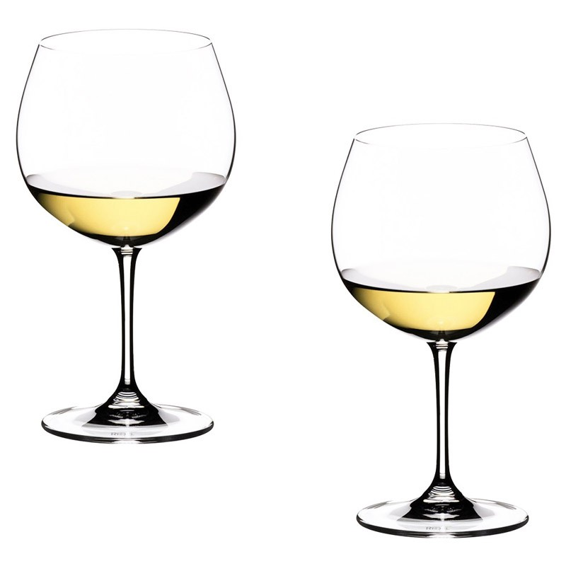 coppia calici montrachet chardonnay