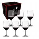 set 6 bicchieri cabernet merlot vinum