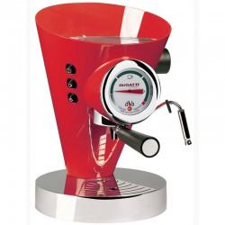 macchina da caffè diva rossa