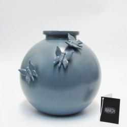 vaso sphere grigioazzurro