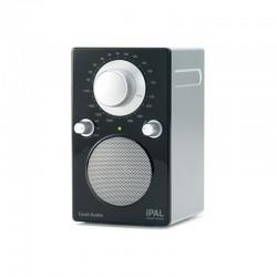 radio portatile nera e silver i-pal