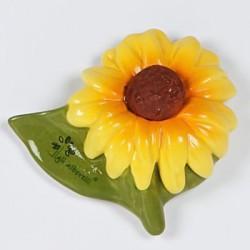 magnete fiore girasole