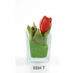 cubo10x10 fiore tulipano