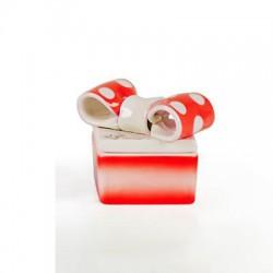 scatoletta fiocco rosso