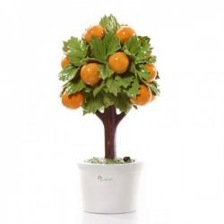 albero di arance 33cm