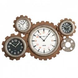 orologio da parete ingranaggio