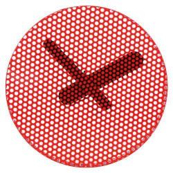 orologio oraora rosso