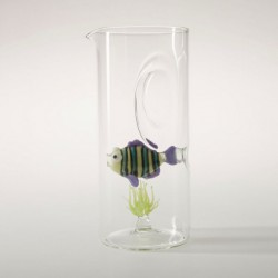 caraffa pesce arcobaleno