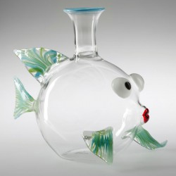 decanter pesce carpa